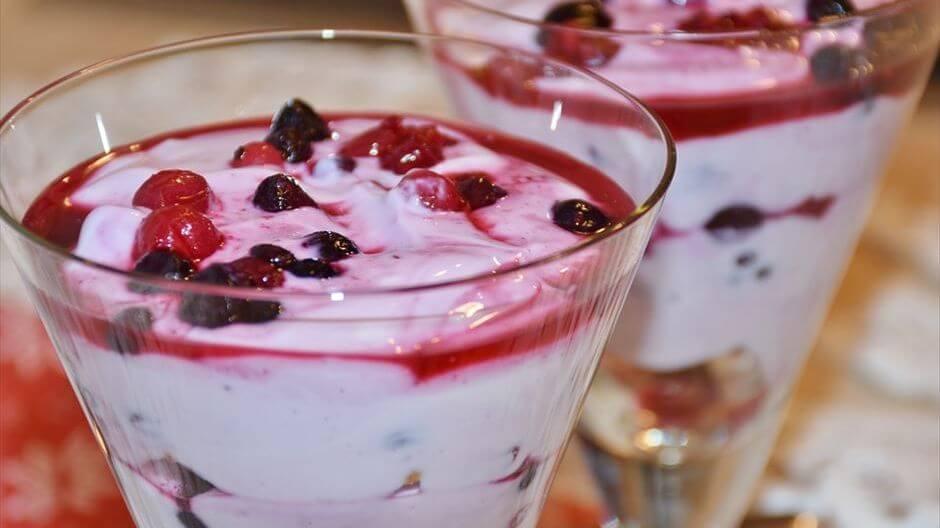 ブルーベリー収穫+ブルーベリー料理/かき氷・ブラマンジェ